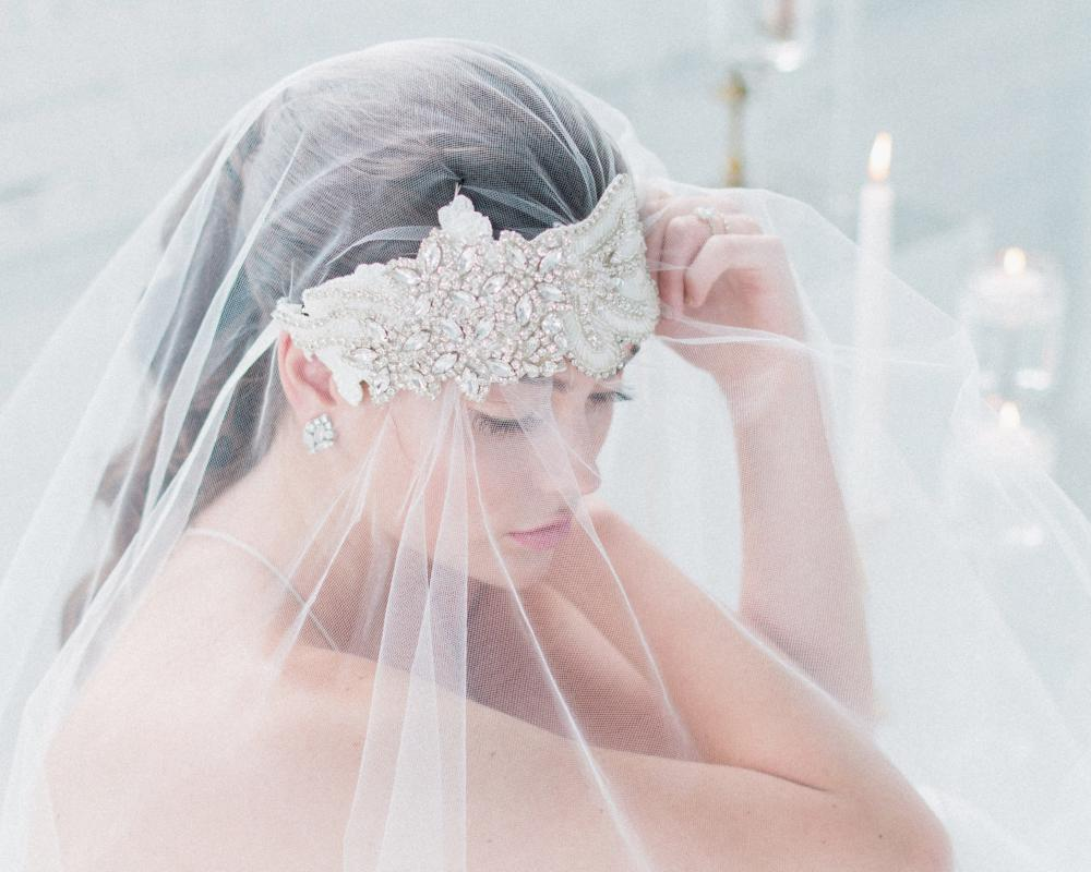 Couture Headpiece (or Belt!) *Sample Sale*