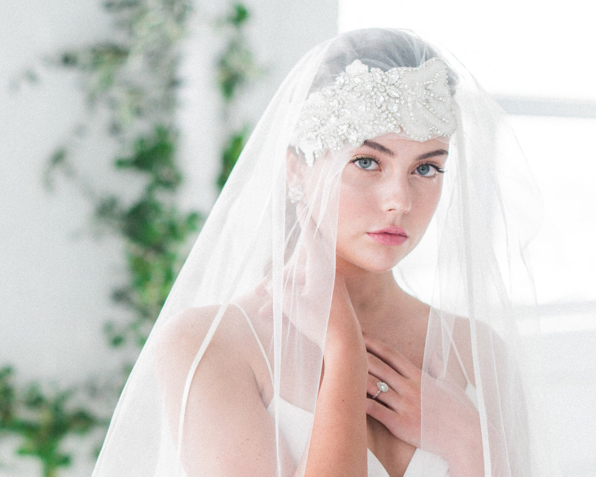 Couture Headpiece *Sample Sale*