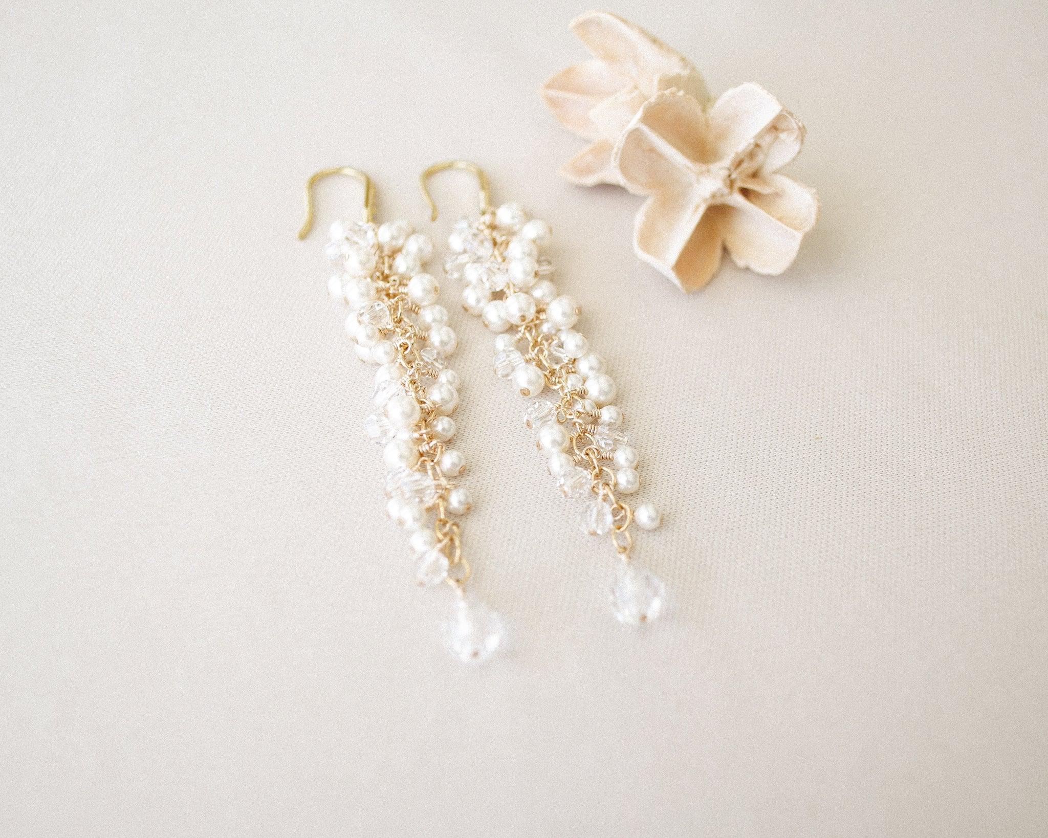 *silver or gold!* Delia Clusters