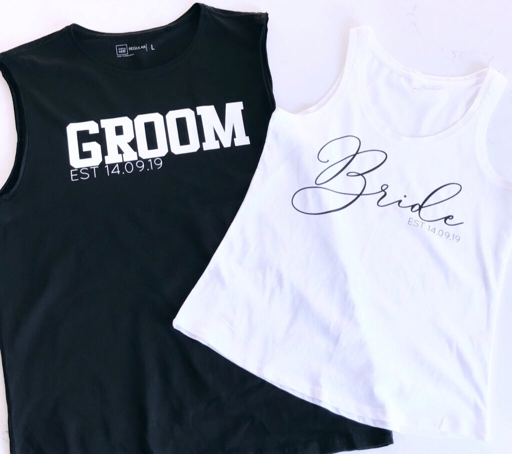 Groom / Bride Top