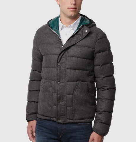 Quilted Heather jacket