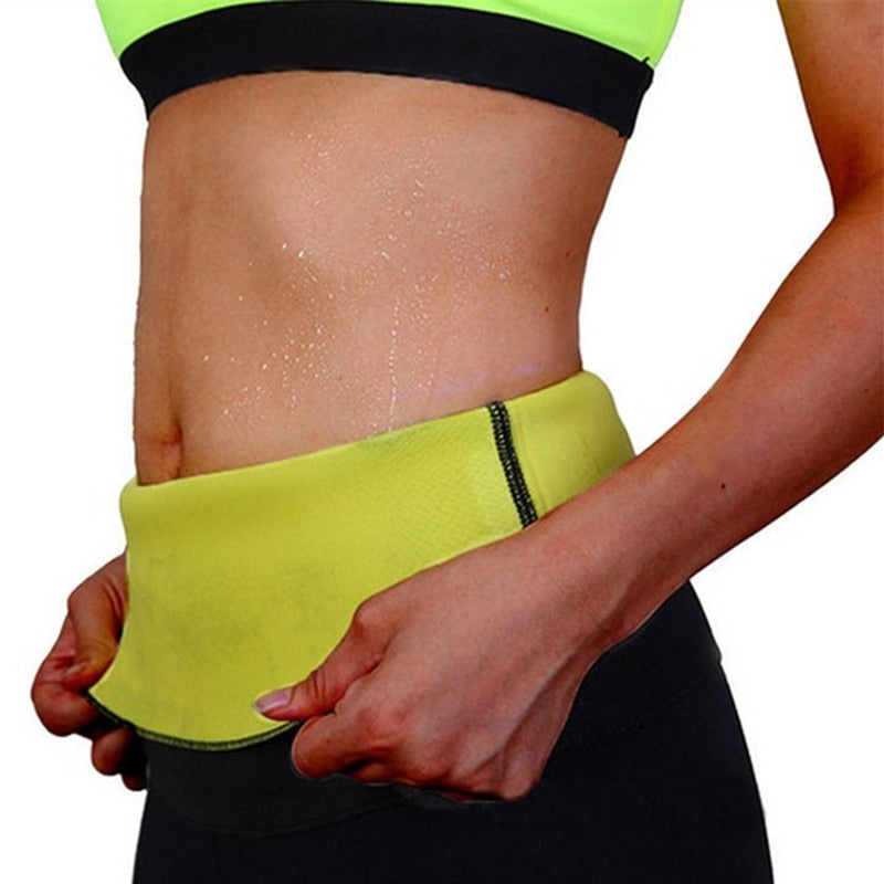 Sweat Waist Cinchers Fitness Trainers Belts