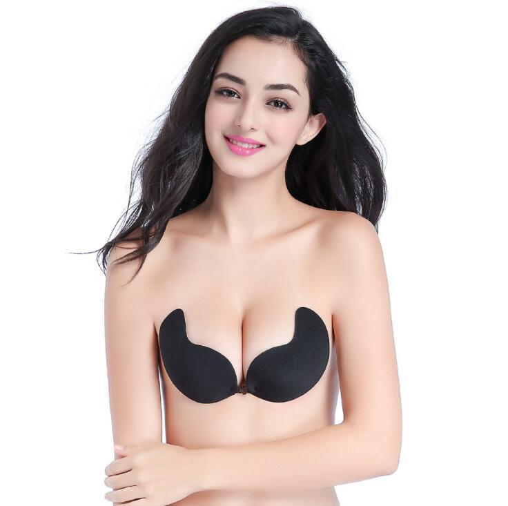 Strapless Silicone Invisible Backless Bra
