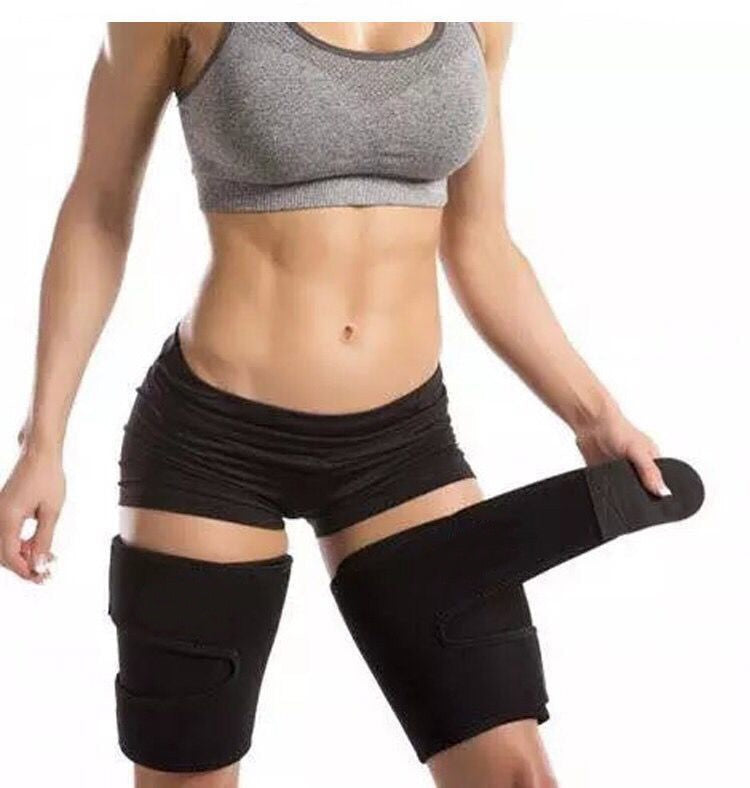 Woman Leg Shaper Thigh Calories off Warmer