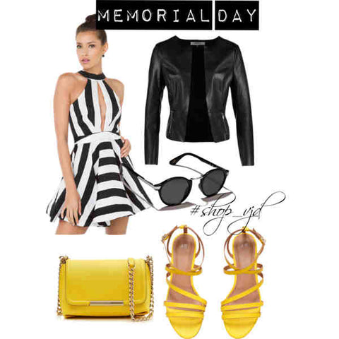 | Memorial Day Outfit or For Any Occasion |