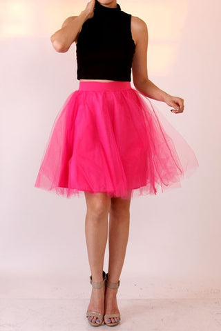 Show Ready | Tulle Skirt