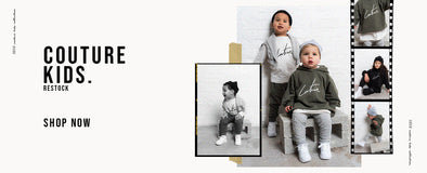 RESTOCKED - Couture Kids