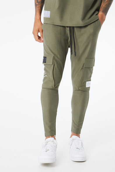 REVERSE LOOPBACK CARGO PANT