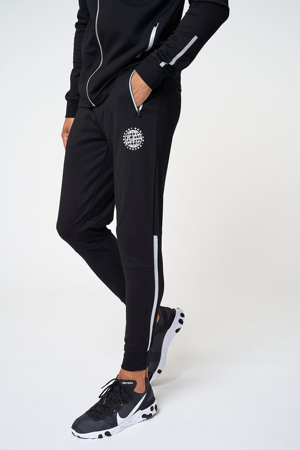 COUTURE SPORT ZIP DETAIL TRACK PANT