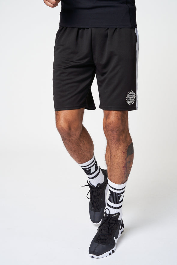 COUTURE SPORT POLYESTER SHORTS