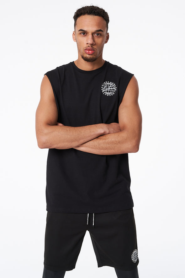 COUTURE SPORT OVERSIZED JERSEY CUT OFF
