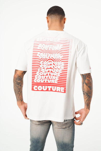 EVERYTHING IS TEMPORARY REPEAT BOX FIT T-SHIRT