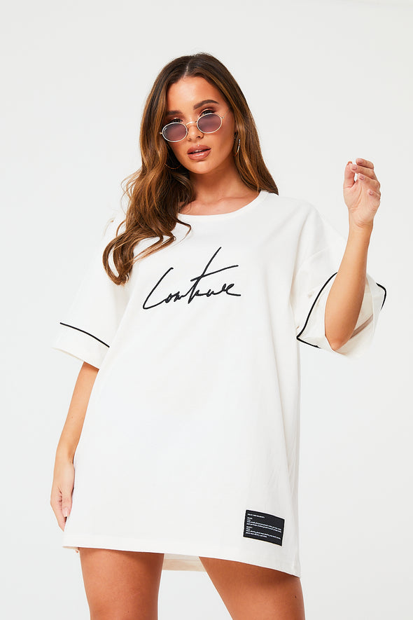 DEFINITION T-SHIRT DRESS