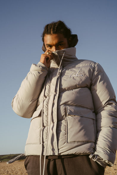 ESSENTIAL SIGNATURE PUFFER