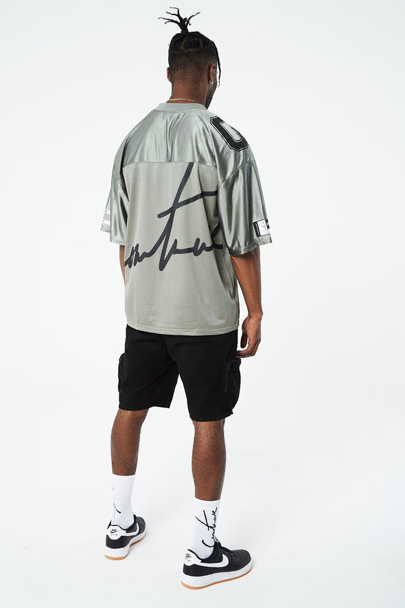 SIGNATURE VARSITY OVERSIZED T-SHIRT