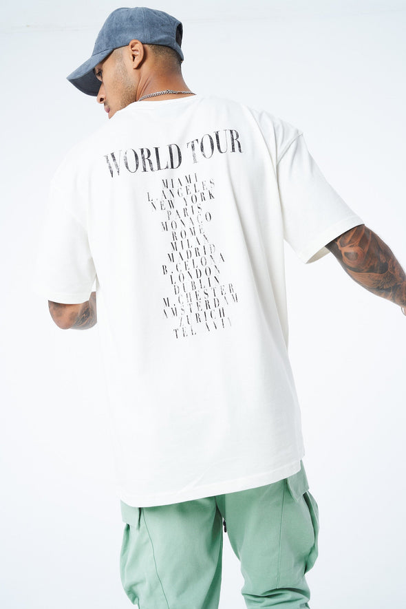 FEAR NOTHING WORLD TOUR T-SHIRT