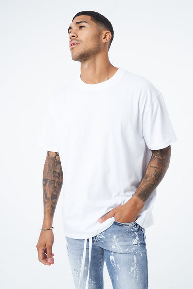 ESSENTIALS REGULAR FIT T SHIRT
