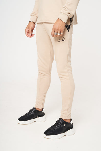TAPE DETAIL SLIM FIT JOGGERS