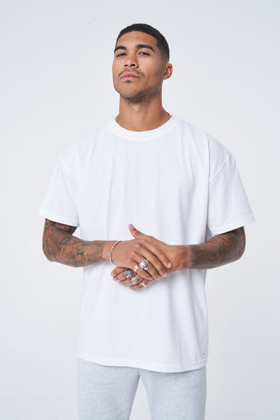 SUSTAINABLE BASICS REGULAR FIT T-SHIRT