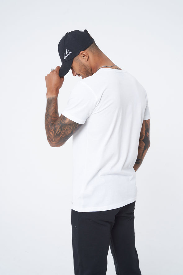 SUSTAINABLE BASICS FITTED T-SHIRT