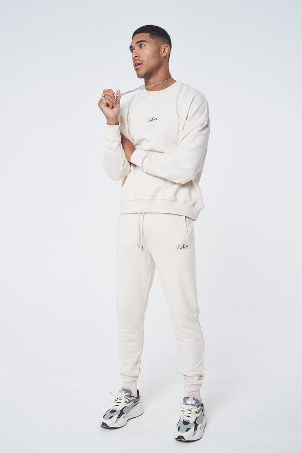 RELAXED FIT ESSENTIAL JOGGER