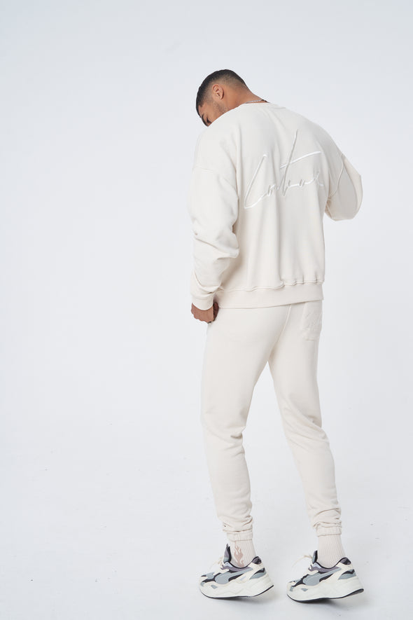 RELAXED FIT ESSENTIAL CREW