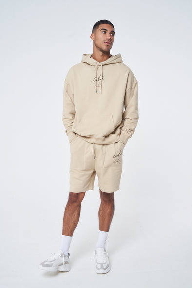 REGULAR FIT TRAVEL SET HOODIE