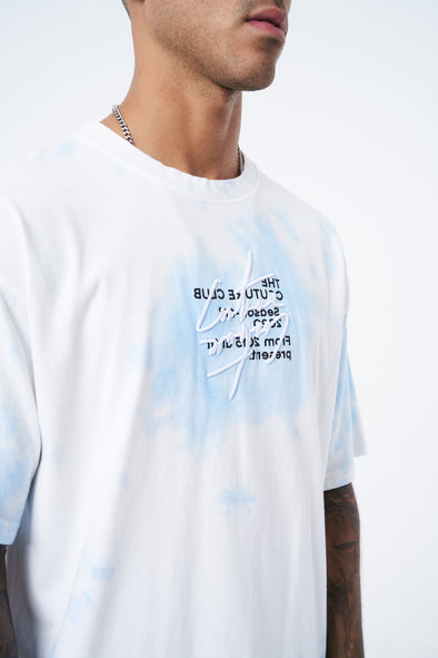 SIGNATURE SEASON CLOUD WASH TEE