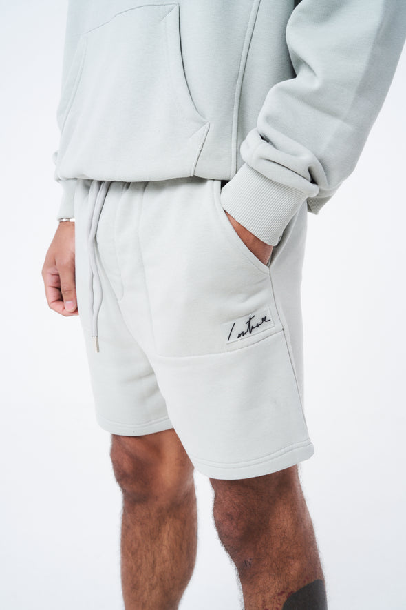 RELAXED FIT TWINSET SHORT