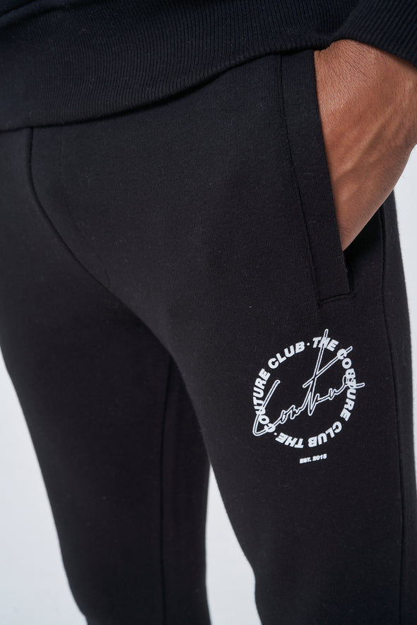 COUTURE SIGNATURE CIRCLE JOGGER