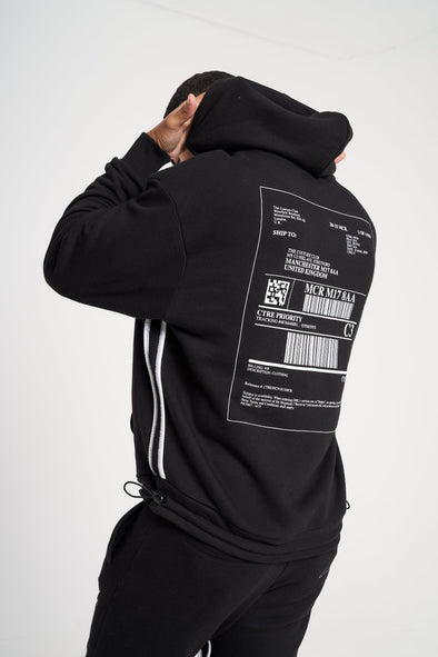 HEAVY WEIGHT OVERSIZED BACK PRINT HOODIE