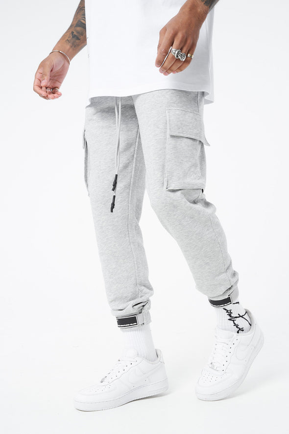 RUBBER BADGE DEFINITION CARGO JOGGERS