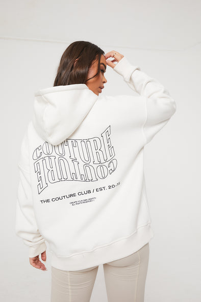 COUTURE WAVE VOLUME HOODIE