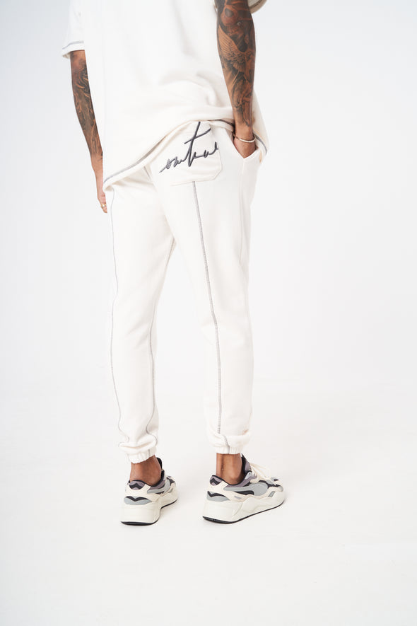 RELAXED FIT POCKET SIGNATURE JOGGERS