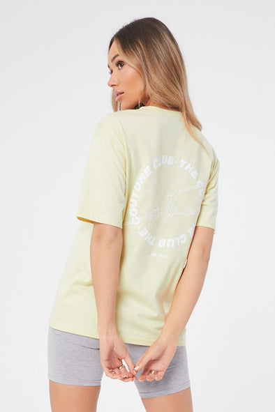 SIGNATURE OUTLINE CIRCLE TEE