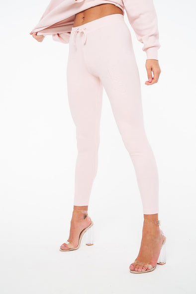 COUTURE RIBBED TWINSET LEGGING