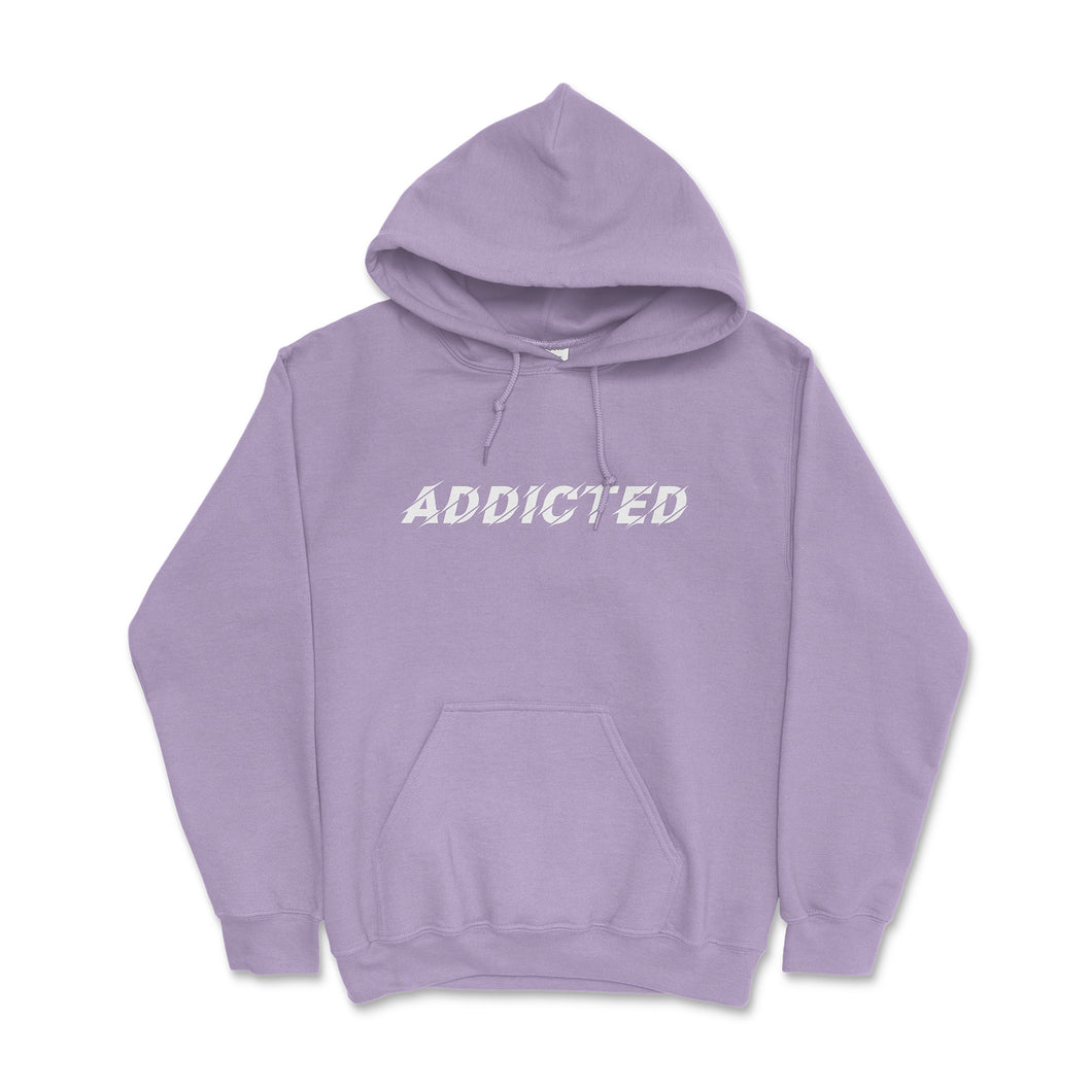 SIGNATURE A HOODIE - LAVENDER
