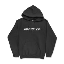 Load image into Gallery viewer, SIGNATURE A HOODIE - BLACK
