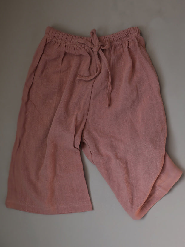 Relaxed Linen Set / Coral 1