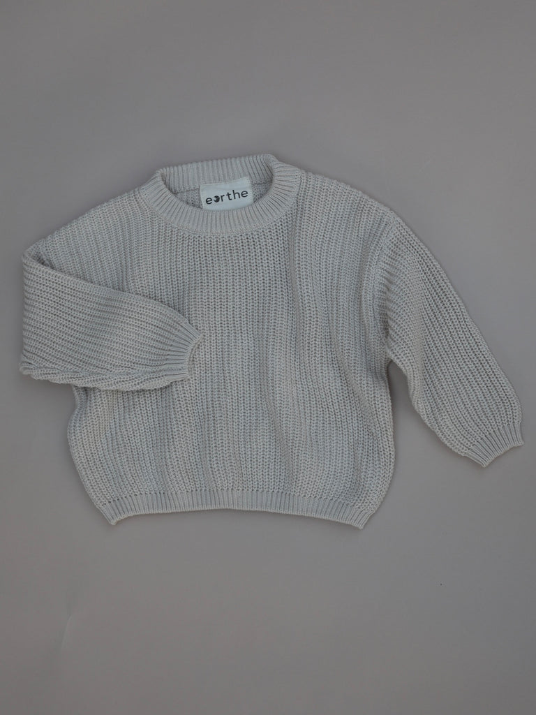 Knit Sweater / Oat