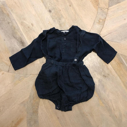 Caramel Shirt & Shorts 12M
