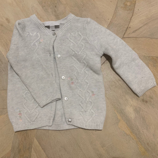 The Little White Company Cardigan 12 months
