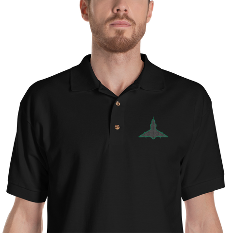 Jet82 Embroidered polo