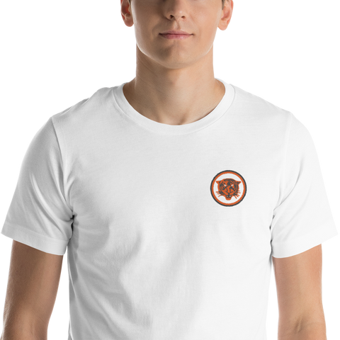 Tiger82 Embroidered tee