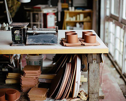 A Visit to Our Ceramic Studio