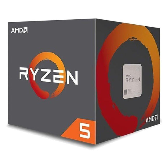 PROCESADOR AMD RYZEN 5 1400 - 3.2GHZ - SOCKET AM4 - JSVnet