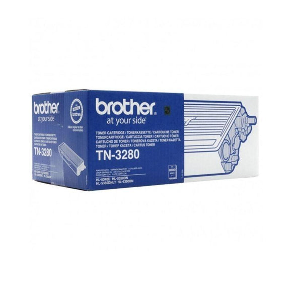 TONER NEGRO BROTHER 8000 PÁGINAS PARA BROTHER LÁSER DCP-8085DN/HL-5340D/5370 8000 - JSVnet