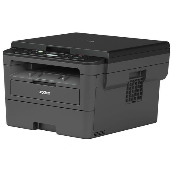 MULTIFUNCION LÁSER MONOCROMO BROTHER WIFI DCP-L2530DW - 30PPM - DUPLEX - ESCAN 1200*1200 - TONER TN2410 / 2420 - JSVnet