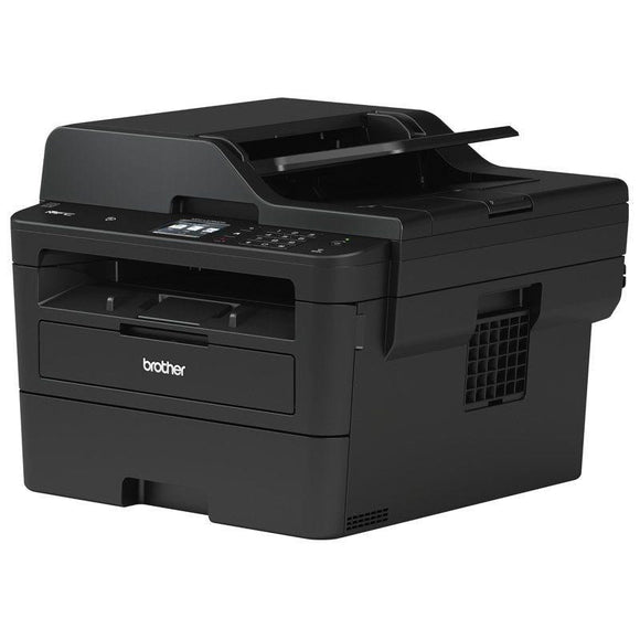 MULTIFUNCION LÁSER MONOCROMO BROTHER WIFI CON FAX MFC-L2750DW - 34 PPM - DUPLEX - ESCAN DOBLE CARA - USB - TONER TN2410/TN2420 - JSVnet