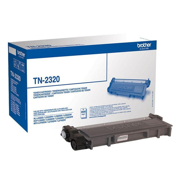 TONER BROTHER TN-2320 2600 PÁGINAS NEGRO - JSVnet